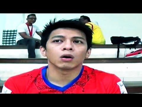 download lagu ARIEL NOAH Main Bulutangkis Di GOR Denpasar Bali Di Djarum Superliga Badminton 2015 gratis