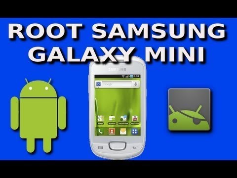 TUTORIAL COMO ROOTEAR SAMSUNG GALAXY MINI  S5570l // Android 2.3.6