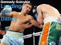 Gennady Golovkin: Leading the Dance