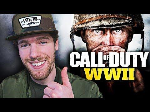 Call of Duty WW2 Live w/ EliteShot