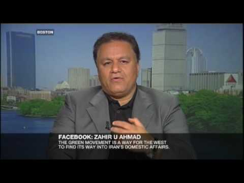 Riz Khan - Iran's political crisis-one year on Pt 1