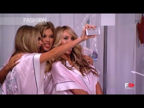 VICTORIA'S SECRET 2013   MODELS & SOCIAL MEDIA by Fashion Channel