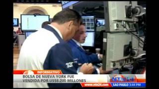 Intercontinental Exchange compra NYSE Euronext valorada en 8.200 millones de dólares