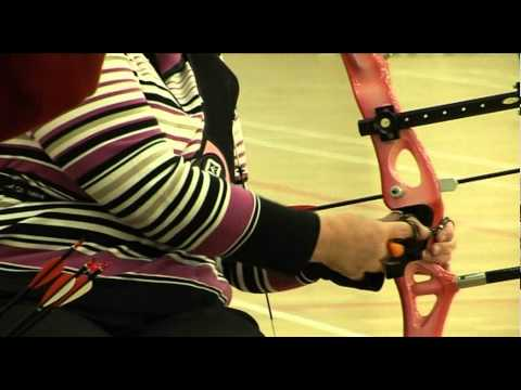 Paralympics - Wheel Chair Archery
