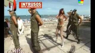 Iliana Calabro - Todos me miran (Gloria Trevi).avi