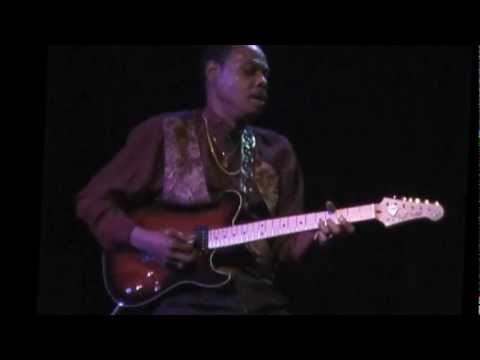 Cornell Dupree at the Bottom Line, NY 2000 Part 2