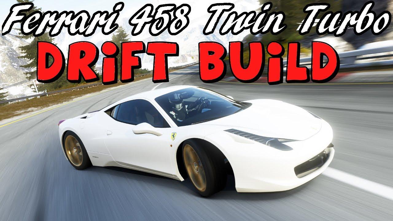 Ferrari 458 Italia   Drift