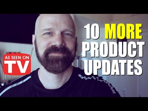 Updates on 10 MORE As Seen on TV Product Reviews