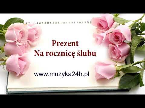Piosenka, Prezent Na Rocznicę ślubu Od Znajomych, Przyjaciół.