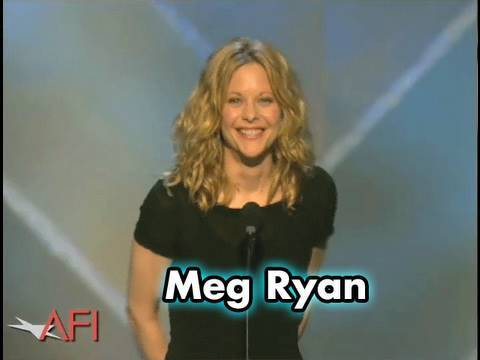 Meg Ryan Salutes Tom Hanks at AFI Life Achievement Award Video