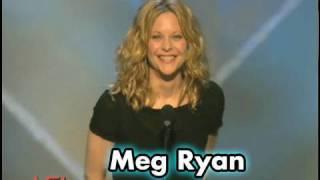 Download video Meg Ryan Salutes Tom Hanks at AFI Life Achievement Award