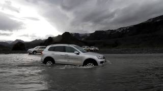 VW TOUAREG meets ICELAND - driving experience tour 2011 (FULL HD 1080p)