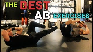 5 BEST Ab Exercises To Get Your Abs To Show | 2019