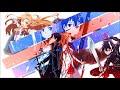 Lagu [Opening] Sword Art Online - Crossing Field (1 Hour)