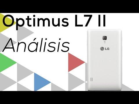 [Análisis] LG Optimus L7 II (en español)