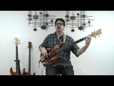 Dean Guitars: Jeff Berlin at the Players School of Music