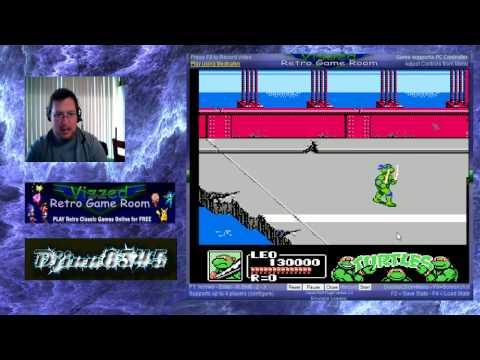 Teenage Mutant Ninja Turtles III - The Manhattan Project - wildwolf21playsTeenage Mutant Ninja Turtles III - The Manhattan Project (NES)- Vizzed.com GamePlay - User video