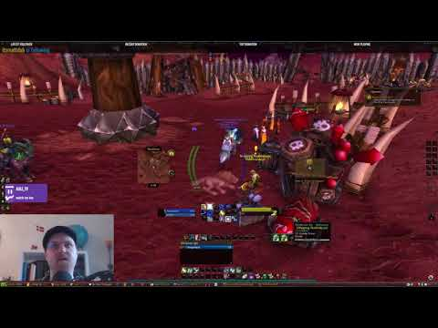 Lore of Nerds - World of warcraft leveling a shaman US (day9)