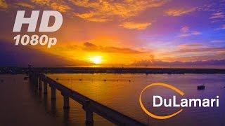 Drone flight: Life in Suriname 2015