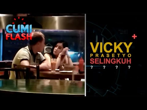 Janji Nikahi Femy, Vicky Malah Mesrai Wanita Lain - CumiFlash 22 Mei 2017