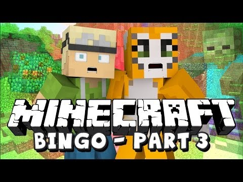 Minecraft Bingo with StampyLongHead - Part 3