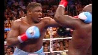 James Toney vs Samuel Peter I