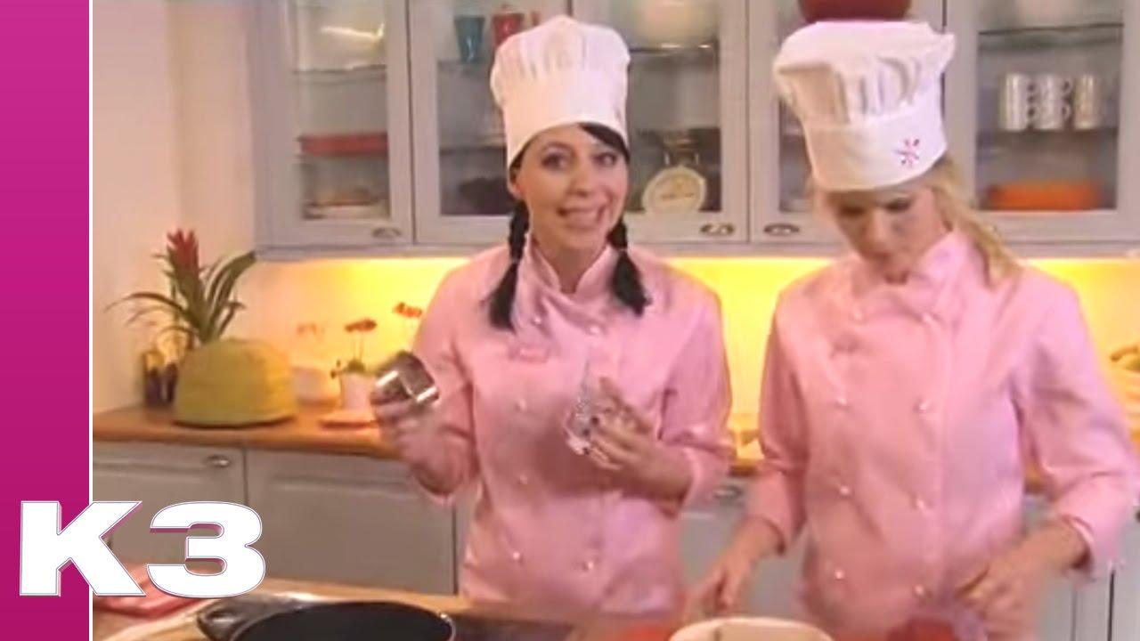 K3 de wereld van k3 koken tik tok tosti youtube - Meubilair tv thuis van de wereld ...