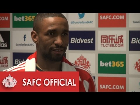 EXCLUSIVE: Jermain Defoe signs for SAFC