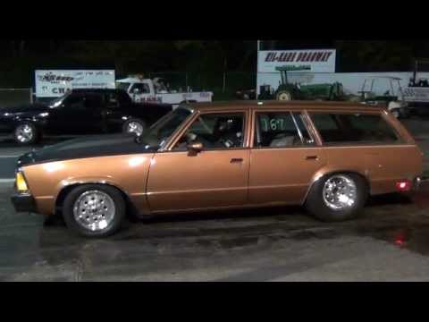 Twin Turbo Malibu Wagon 9 80 Youtube