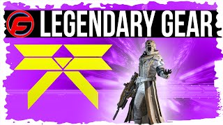 Destiny HOW TO GETENDARY GEAR WEAPONS ARMOR as FAST as POSSIBLE Upgradingendary Gear
