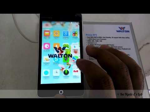 Walton Primo Ef2 1st Impression (in Bengoli) video