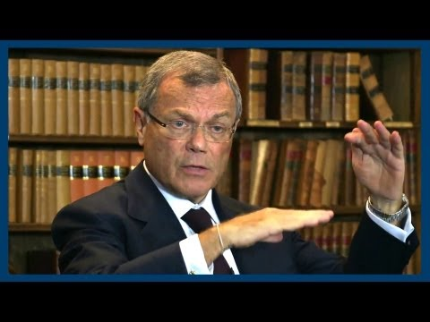 The Digital Market | Sir Martin Sorrell | Oxford Union