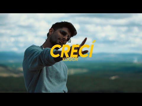 KOGOR - CRECÍ (Videoclip by @Alberto.W4)