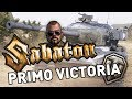 Lagu SABATON IN WORLD OF TANKS - PRIMO VICTORIA