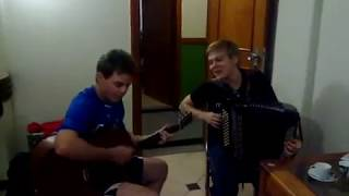 Eduardo Costa e Michel Teló tocam Juntos  Missioneiro (EDUARDO COSTA FC)