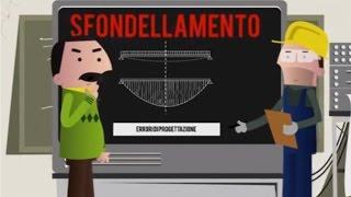 La storia di un tecnico alle prese con lo sfondellamento nelle scuole