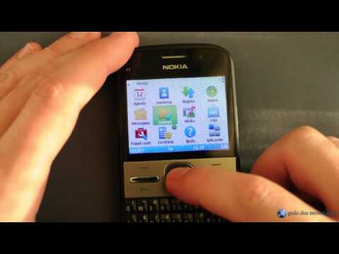 Nokia E5-00: Interface