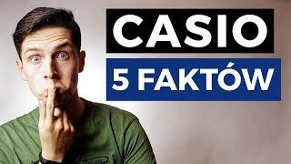CASIO – 5 FAKTÓW, o których nie mieliście pojęcia!💰🇯🇵 | TikTalk odc. 82