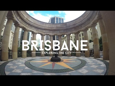 BRISBANE, AUSTRALIA | VLOGGERS GUIDE | Backpacking Australia's East Coast!
