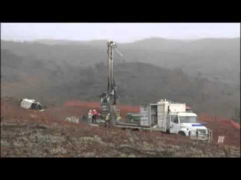 Impact Minerals on Southern Cross Broken Hill 3rd September 2015
