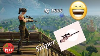 Funny fortnite *NEW* IQ 1000 - Fortnite Funny Fails and WTF Moments #44 (Daily Moments)