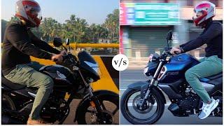 Yamaha FZ-S v3.0 v/s Honda CB Unicorn 150 ABS ultimate comparison!!