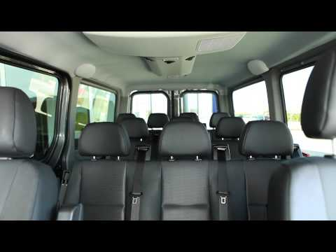 2013 Sprinter Passenger Van Overview With Park Place Motorcars Grapevine
