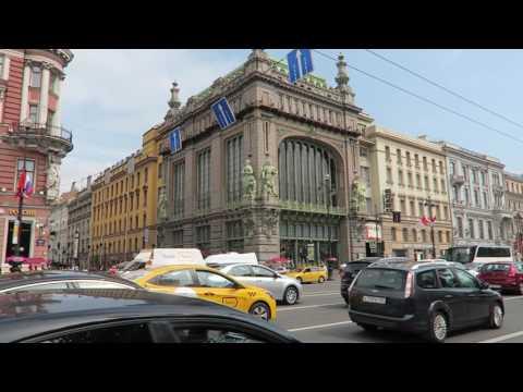Путешествие В Санкт-Петербург 2016, Елисеевский Магазин, Невский Проспект