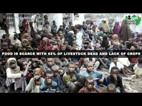 Somalia Drought Crisis 2011