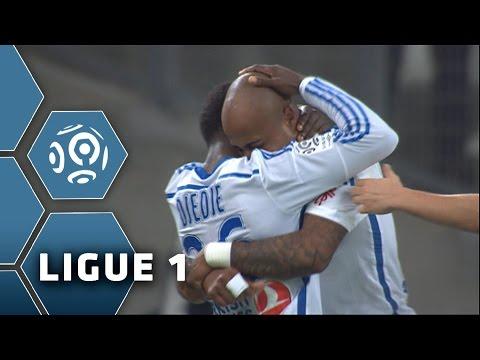 But André AYEW (59') / Olympique de Marseille - FC Metz (3-1) -  (OM - FCM) / 2014-15