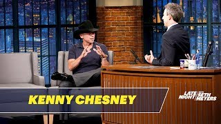 Kenny Chesney Talks about His Grammy-Nominated Album Cosmic Hallelujah