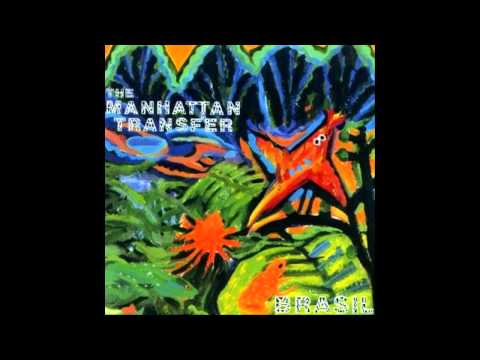 Manhattan Transfer - The Zoo Blues (Asa)
