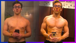 10 Eggs A Day Will Get You YOKED   Best Lean Bulking Decision Of My Life   Bulk Transformation Tips