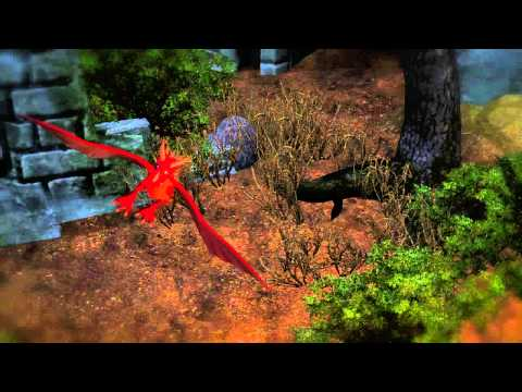 The Sims 3 Dragon Valley Teaser